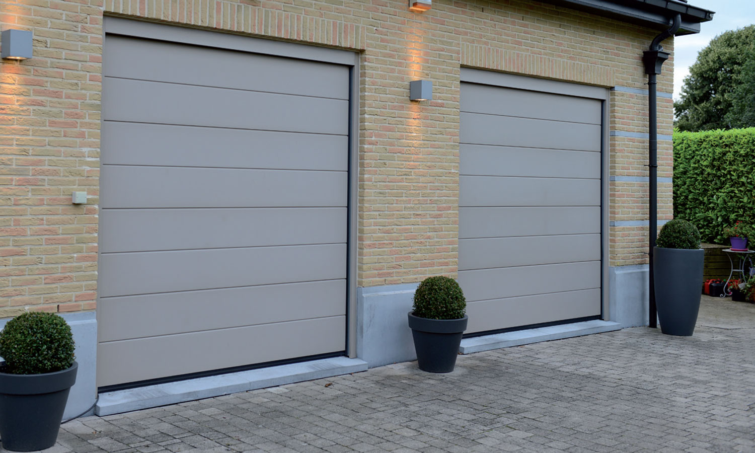 Portes williams fabricant porte de garage sectionnelle for Promotion porte de garage sectionnelle